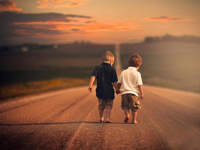 Дети, которые выросли без матери или отца. Как с ними быть?
